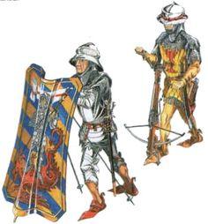 Hussite Crossbowmen