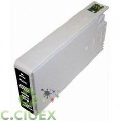 CARTUCHO COMPATIBLE EPSON T5591 NEGRO C13T55914010