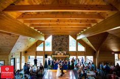 Central PA wedding venues-- I love the view from the loft at Liberty Mountain Resort at Boulder Ridge in Carroll Valley PA, rustic, woods, lodge, creative wedding photographers