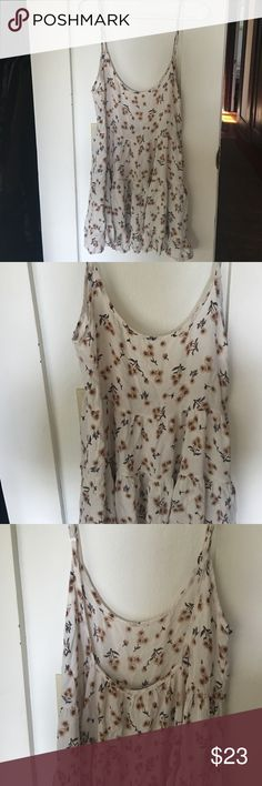 Daisy Jada Worn once.  No trades or modeling please! Brandy Melville Dresses Mini