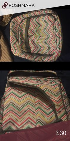 Thirty One Camera Bag Like new!!! Stitching can be removed! thirty one Bags Backpacks
