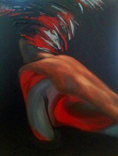 Dentro un Soffio Olio su Tela 35x50 2015 Painting, Art, Art Background, Painting Art, Kunst, Paintings, Performing Arts, Painted Canvas, Drawings