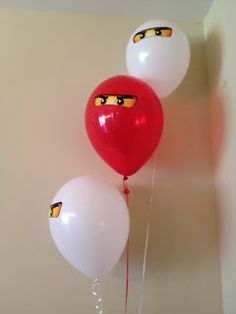 Real Life, Real Estate, Real Dana: A Ninjago Party... Say What? ha