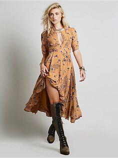 Free People Bonnie Dress, $168.00