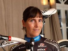 Christine Varderos--Cycling Champion #vegan