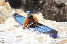 Whitewater canoeing, if you need some adventure in your life. #mnadventure #wwcanoeing #hardwater #mnwhitewater