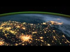 Earth HD| Time Lapse View from Space, Fly Over | NASA, ISS