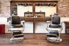 Barber on Pinterest - Modern Barber Shop Interior