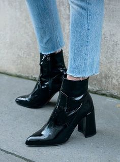 The 5 Best Ankle-Boot Tips We Know via @PureWow