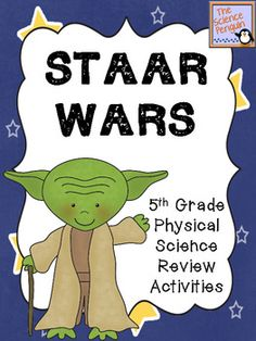 STAAR Wars Physical Science Review