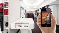 iBeacon is a new technology device that extends location services in iOS. They allow indoor positioning, letting your phone know that you are in range of a beacon. Apple introduced it in their 254 retail stores to increase the customer shopping experience.