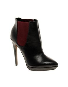 Ox blood find -,ASOS | ASOS ACTION Chelsea Ankle Boots at ASOS