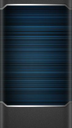 Black Blue and Grey Stripes Wallpaper