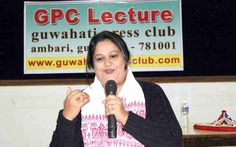 Jahnabi Goswami. The first woman from the Northeast to declare her HIV-positive status publicly, Jahnabi stands tall as a symbol of grit and determination. http://www.askme.com/fighting-aids-real-life-heroes-continue-to-inspire #worldsaidsday #askme