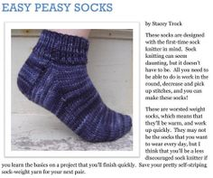 easy peasy socks