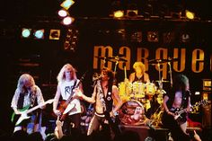Live at the Marquee Club in London on August 20th, 1990. #TBT