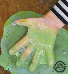 grossest slime recipe