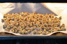 Fig & Watermelon Salad with Honey Vanilla Cashews by Michelle Tam http://nomnompaleo.com