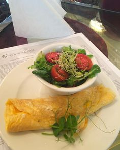 Breakfast at New York Cafe! #breakfasttime #morning #omelette #newyorkcafe #boscolobudapest #boscolohotel