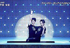yuzuru and daisuke | Tumblr