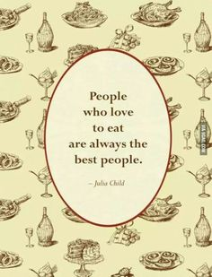 And I love those people! :)
