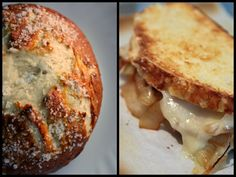 Jo and Sue: Pretzel Bread and Pretzel Bread Grilled Cheese. Chewy salty pretzel bread plus a bonus recipe of 2 cheese caramelized onion grilled cheese!