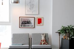 Freunde von Freunden — Shu Hung and Joseph Magliaro — Designer & Creative Director, Apartment & Store, Southeast Portland, Portland — http://www.freundevonfreunden.com/interviews/shu-hung-and-joseph-magliaro/