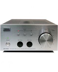 Stax  - SRM-006TS - 1590 € TTC - Casque audio by ToneMove Headphone Amp, High End Audio, Consumer Electronics, Audio Headphones, Amp, Stones