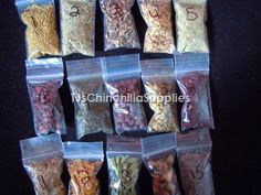 Herbs for chinnies