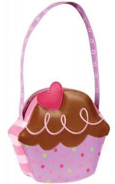 cupcake go-go purse