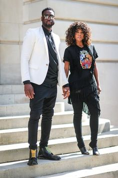 Dwyane Wade And Gabrielle Union Are Obviously Slaying Paris Fashion Week