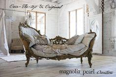 French Victorian Handmade Sofa 1800's Marie Antoinette Style | eBay