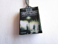 The Exorcist by William Peter Blatty Book by BookNerdMiniature
