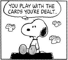 「配られたカードで勝負するしかない」の画像検索結果