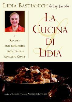 La Cucina di Lidia (Softcover)