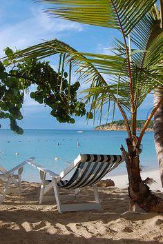Dickenson Bay, Antigua #Caribbean