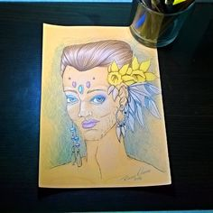#art #arte #ilustração #dibujo #disegno #dessin #rysunkowy #drawing…