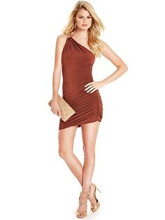 GUESS by Marciano Women's Taline One-Shoulder Dress Reviews     #Dress, #GUESS, #Marciano, #OneShoulder, #Reviews, #Taline, #Womens