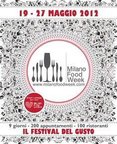 #MilanoFoodWeek: la settimana dedicata all' #enogastronomia a #Milano