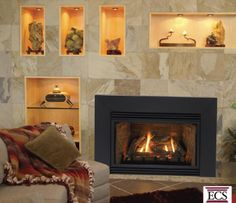 Direct Vent Gas Fireplace Inserts | ... Direct Vent Insert Fireplace Insert Gas Insert Gas Fireplace Insert Fireplace Inserts, Gas Fireplace, Fireplaces, Living Room, Website, Baby, Home Decor, Log Fires, Homemade Home Decor
