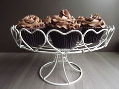 Fold in the Flour: Amazingly Chocolatey Cupcakes