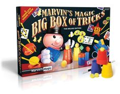 Marvin s Amazing Magic Tricks: The Deluxe Edition For Kids New 225 Tricks