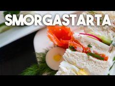 Smörgåstårta Scandinavian Sandwich Cake Recipe