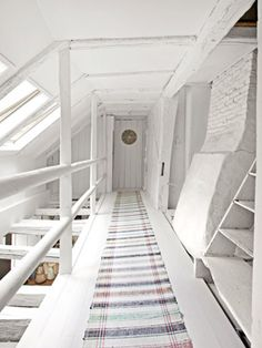 Kind of like an idea I have for an attic