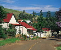 Pilgrim's Rest, an old gold mining and prospecting town - South Africa by South African Tourism, via Flickr