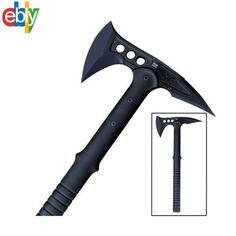 United Cutlery Knives M48 HAWK Black Tactical Tomahawk Hatchet Axe Combat Spike
