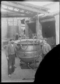 Catalunya 1900, indústria tèxtil, Sabadell