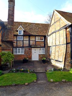 Recognise the house from The Vicar of Dibley? Turville, Buckinghamshire, England