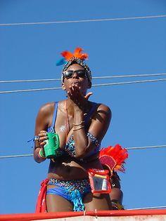 Carnival, St. George, Grenada, Caribbean