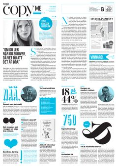 #1/2012    Tove Eriksen Hillblom om Guldskrift / Zlatan säger nää / Cambria, darling / Verbvarumärken / Reklam i plural? / Recension: Språkets värld / Reklamtröttheten ökar / 750 ord om dagen / Ge texten tid / Kungen av modern reklam / Till &-tecknets försvar / Kristoffer Triumf om Värvet / Hen – hur kunde det bli så fel? / Tetris-bokhyllan / Rock'n'roll Running / Du är vad du bär / I'm with Friends / Viktor Hertz